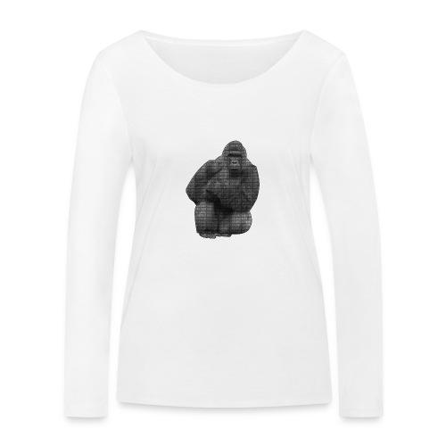 harambe 2k png - Økologisk Stanley & Stella langærmet T-shirt til damer