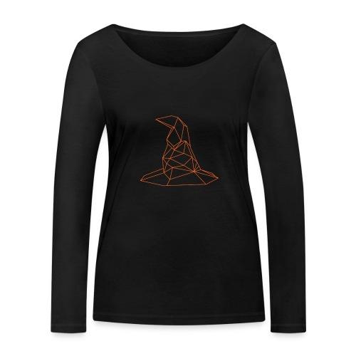 KAPELUSZ - Maglietta a manica lunga ecologica da donna di Stanley & Stella