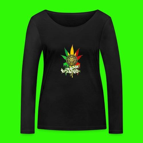 benoufAKAlion - T-shirt manches longues bio Stanley & Stella Femme