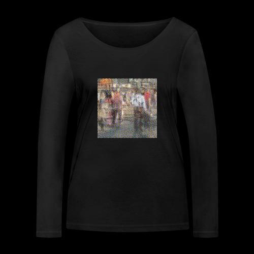 NewYork_GroundZero.jpg - Frauen Bio-Langarmshirt von Stanley & Stella