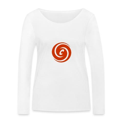 Logo Cinnox - Frauen Bio-Langarmshirt von Stanley & Stella