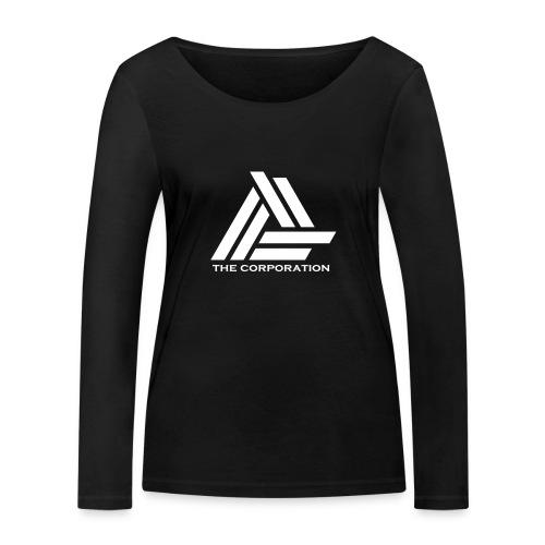 wit metnaam keertwee png - Women's Organic Longsleeve Shirt by Stanley & Stella