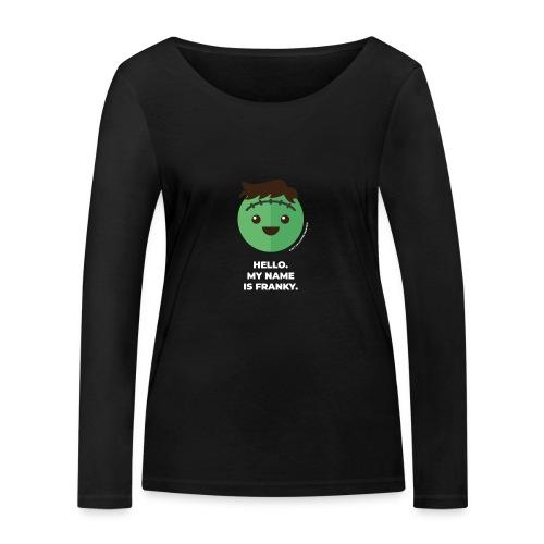 Frankenstein - Halloween Flirt Monster - Frauen Bio-Langarmshirt von Stanley & Stella
