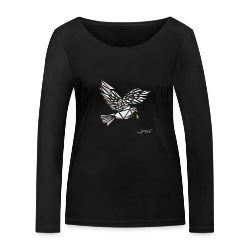 colombus-spread - T-shirt manches longues bio Stanley & Stella Femme