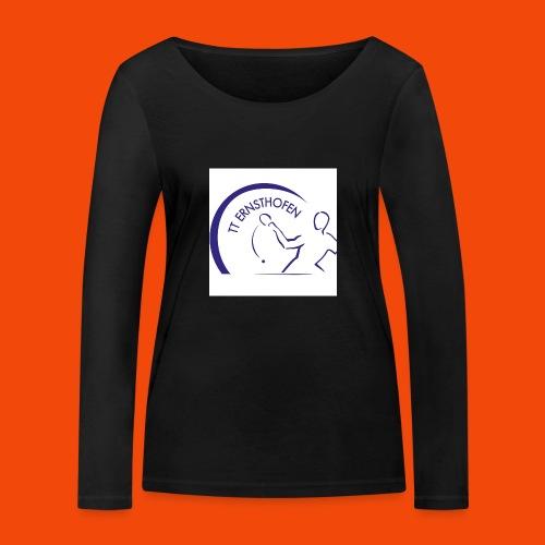 TTE Logo - Frauen Bio-Langarmshirt von Stanley & Stella