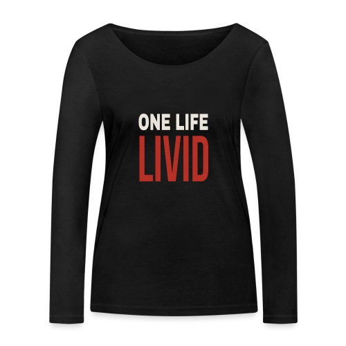 Livid - Women's Organic Longsleeve Shirt by Stanley & Stella