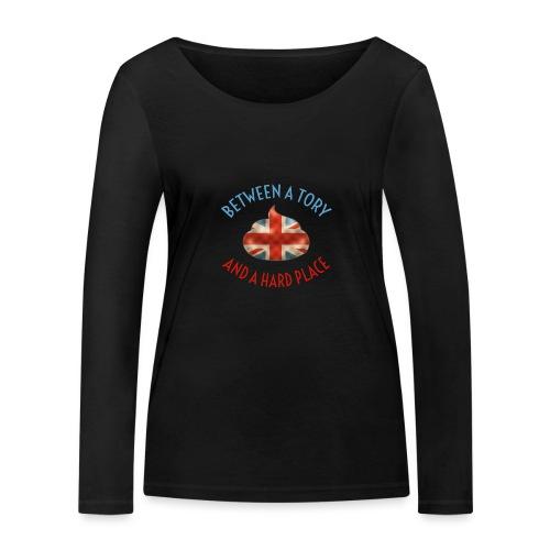 Rock Tory - Women's Organic Longsleeve Shirt by Stanley & Stella