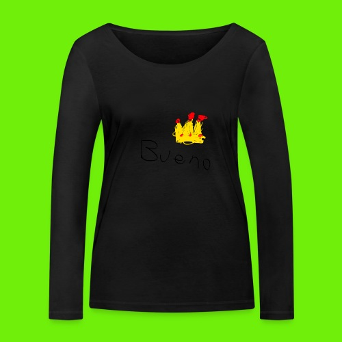 King Bueno Classic Merch - Women's Organic Longsleeve Shirt by Stanley & Stella
