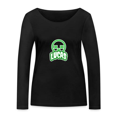 Lucas (Horror) - Vrouwen bio shirt met lange mouwen van Stanley & Stella