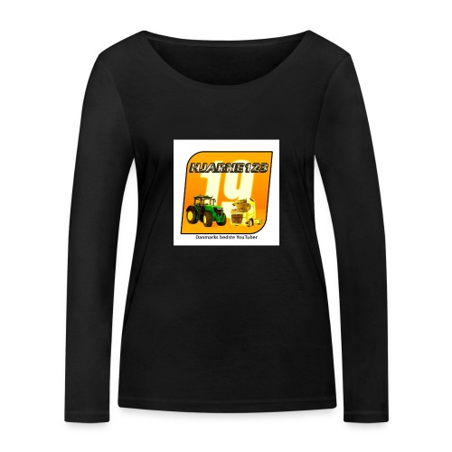 hjarne 123 danmarks bedeste youtuber - Økologisk Stanley & Stella langærmet T-shirt til damer