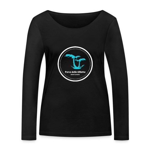 LOGO PARCO DELLE VILLETTE - Maglietta a manica lunga ecologica da donna di Stanley & Stella