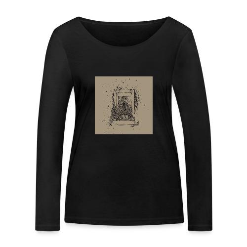 Shoppiful - Maglietta a manica lunga ecologica da donna di Stanley & Stella