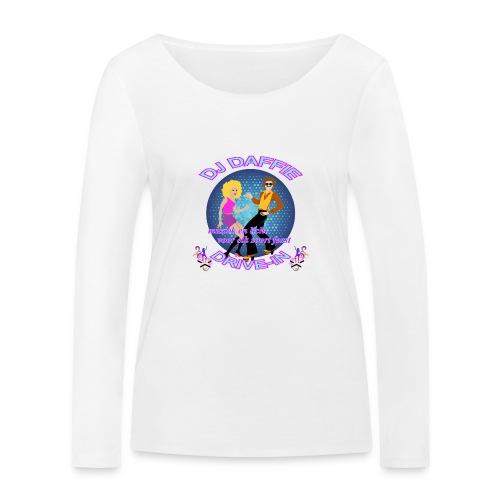 Logo2 png - Vrouwen bio shirt met lange mouwen van Stanley & Stella