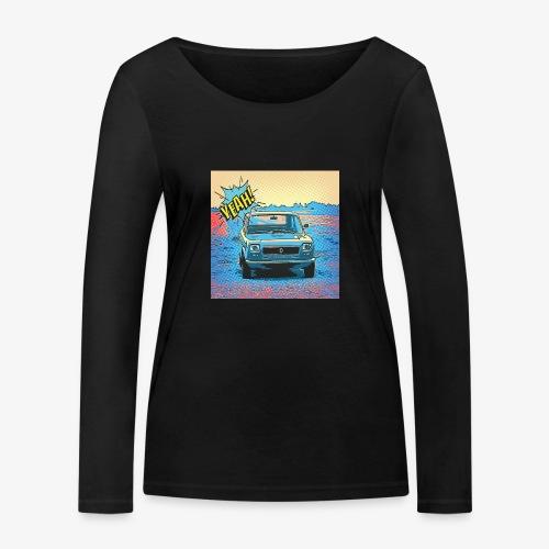 127 car - Maglietta a manica lunga ecologica da donna di Stanley & Stella