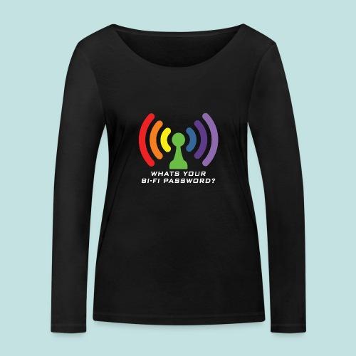 Bi-Fi - Women's Organic Longsleeve Shirt by Stanley & Stella