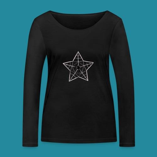 étoile d'araignée - T-shirt manches longues bio Stanley & Stella Femme