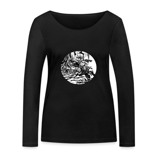 Motiv3 - Frauen Bio-Langarmshirt von Stanley & Stella