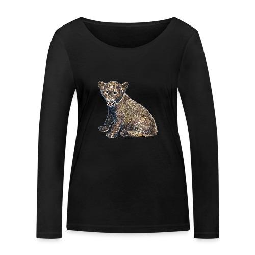 Lil Lion - Women's Organic Longsleeve Shirt by Stanley & Stella
