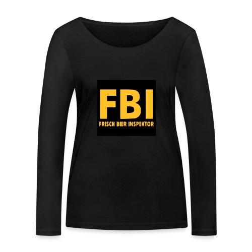 FBI - Frauen Bio-Langarmshirt von Stanley & Stella