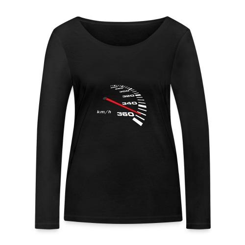 Turbo Tacho Extrem Tuning - Frauen Bio-Langarmshirt von Stanley & Stella
