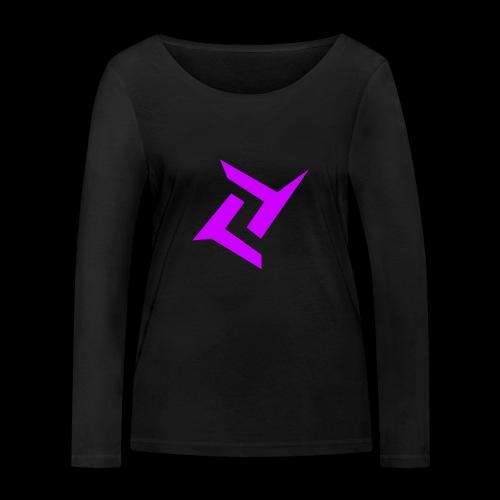 New logo png - Vrouwen bio shirt met lange mouwen van Stanley & Stella