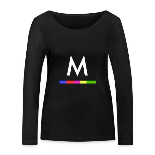 Metro - Camiseta de manga larga ecológica mujer de Stanley & Stella