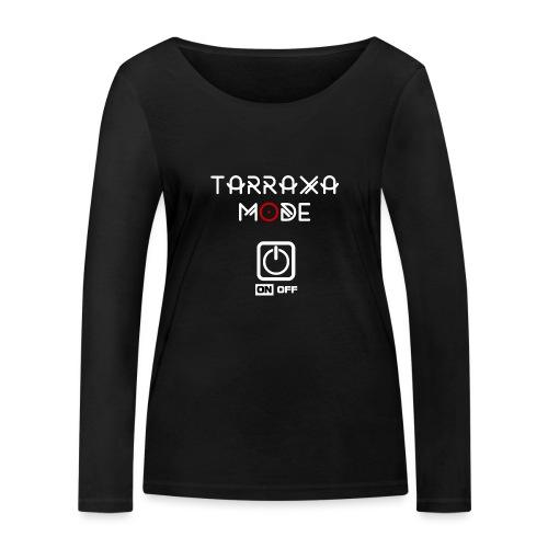 Tar Mode White png - Women's Organic Longsleeve Shirt by Stanley & Stella