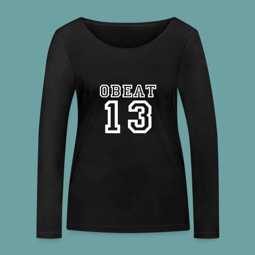 Obeat Limited Edition - Vrouwen bio shirt met lange mouwen van Stanley & Stella