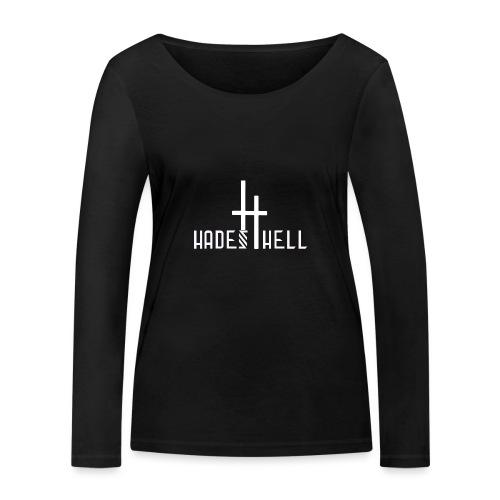 Hadeshell-white - Frauen Bio-Langarmshirt von Stanley & Stella