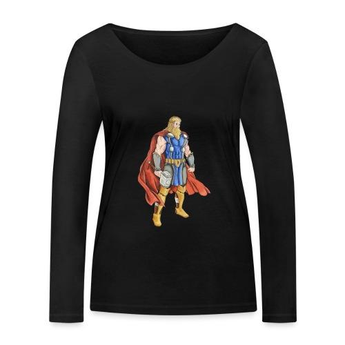 Thor Odinson - T-shirt manches longues bio Stanley & Stella Femme