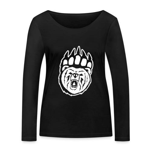 Skal med skalle - Ekologisk långärmad T-shirt dam från Stanley & Stella