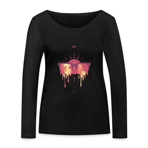 summer png - Økologisk Stanley & Stella langærmet T-shirt til damer