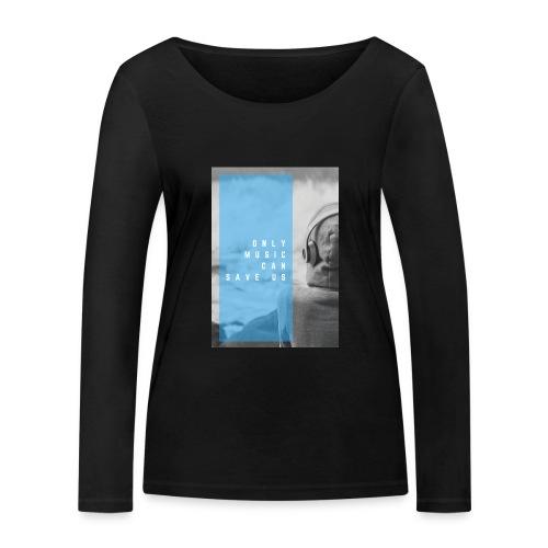 Only Music - Vrouwen bio shirt met lange mouwen van Stanley & Stella