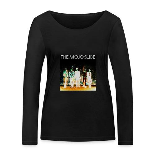 The Mojo Slide - Design 2 - Women's Organic Longsleeve Shirt by Stanley & Stella