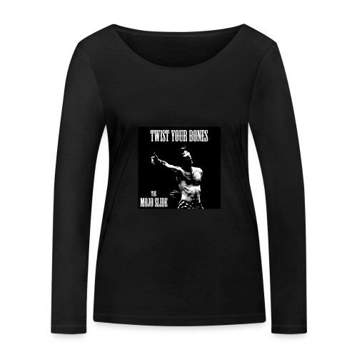 Twist Your Bones - Design 1 - Women's Organic Longsleeve Shirt by Stanley & Stella