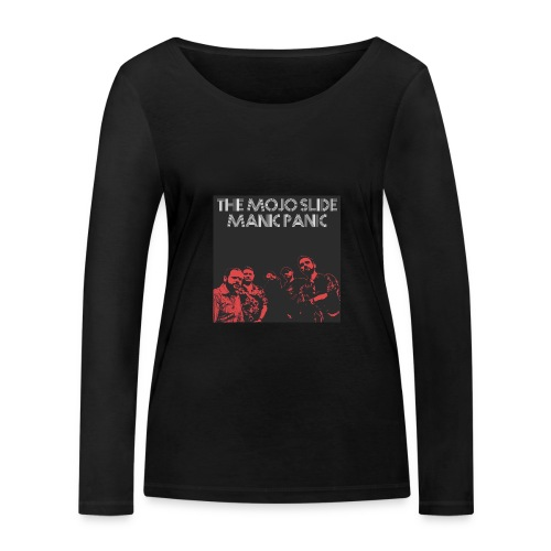 Manic Panic - Design 2 - Women's Organic Longsleeve Shirt by Stanley & Stella