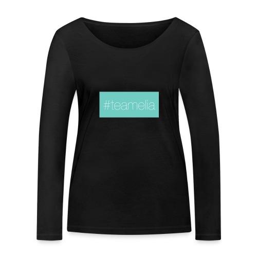 #teamelia - Frauen Bio-Langarmshirt von Stanley & Stella
