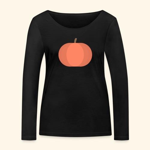 Pumpkin - T-shirt manches longues bio Stanley & Stella Femme
