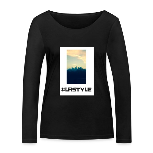 LA STYLE 3 - Women's Organic Longsleeve Shirt by Stanley & Stella