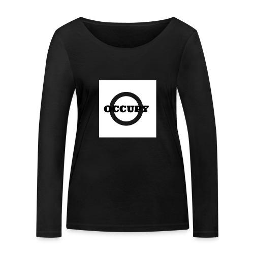 OCCUPY-jpg - Maglietta a manica lunga ecologica da donna di Stanley & Stella
