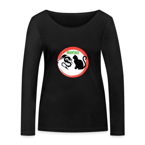 manf - Maglietta a manica lunga ecologica da donna di Stanley & Stella