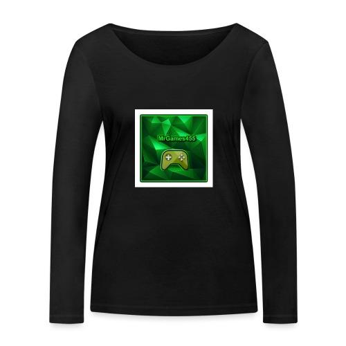 Mrgames455 - Women's Organic Longsleeve Shirt by Stanley & Stella
