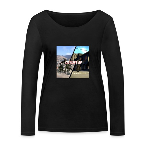 25520186 1487734038006238 33100251 n - T-shirt manches longues bio Stanley & Stella Femme