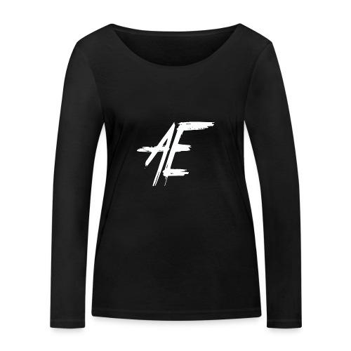 AsenovEren - Vrouwen bio shirt met lange mouwen van Stanley & Stella