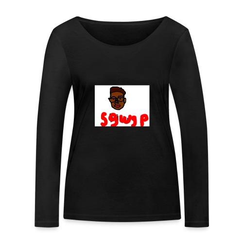 logosgwsp - Vrouwen bio shirt met lange mouwen van Stanley & Stella