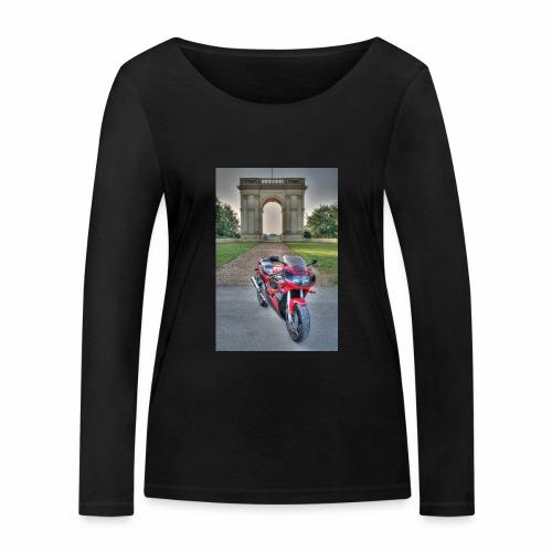 IMG 1000 1 2 tonemapped jpg - Women's Organic Longsleeve Shirt by Stanley & Stella