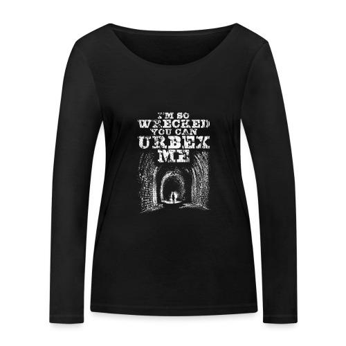 Urbex Me - T-shirt manches longues bio Stanley & Stella Femme