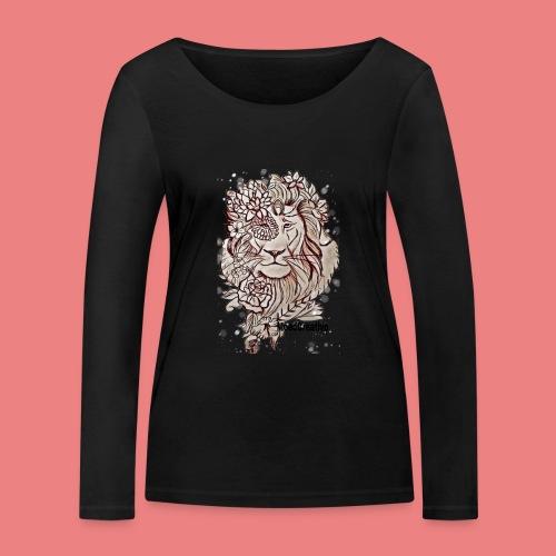 MoodCreativo - Maglietta a manica lunga ecologica da donna di Stanley & Stella