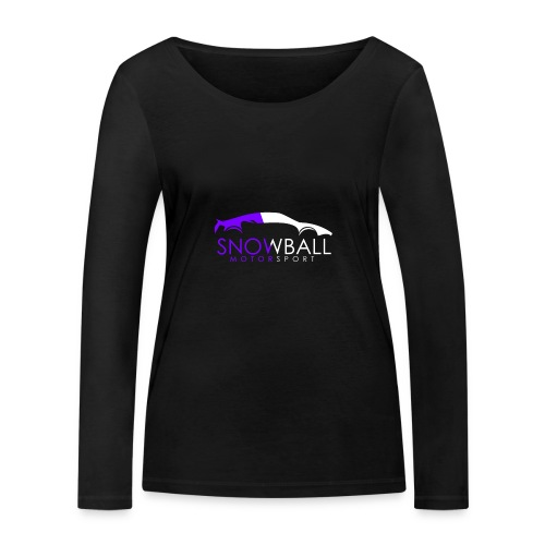 Snowball Motorsport - Women's Organic Longsleeve Shirt by Stanley & Stella
