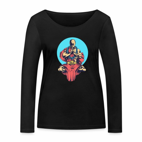 Inner Peace Inner Peace Gift Idea - Women's Organic Longsleeve Shirt by Stanley & Stella